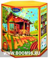 Батарея салюта У Дачи! (19 залпов) - Магазин фейерверков и салютов BOOM96.RU с бесплатной круглосуточной доставкой в Екатеринбурге!