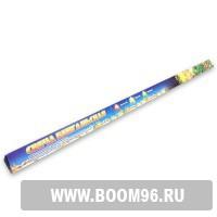 Свеча бенгальская цветная  650 мм (3 шт.) - Магазин фейерверков и салютов BOOM96.RU с бесплатной круглосуточной доставкой в Екатеринбурге!