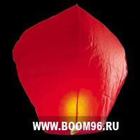 """Летающий небесный фонарик бумажный """"Корона"""" - Магазин фейерверков и салютов BOOM96.RU с бесплатной круглосуточной доставкой в Екатеринбурге!"""