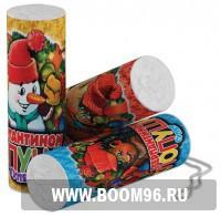 Хлопушка Супер с серпантином  - Магазин фейерверков и салютов BOOM96.RU с бесплатной круглосуточной доставкой в Екатеринбурге!