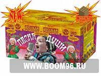 Батарея салюта Песня души - Магазин фейерверков и салютов BOOM96.RU с бесплатной круглосуточной доставкой в Екатеринбурге!