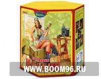 Батарея салюта Калаш  - Магазин фейерверков и салютов BOOM96.RU с бесплатной круглосуточной доставкой в Екатеринбурге!