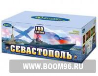 Батарея салюта Севастополь - Магазин фейерверков и салютов BOOM96.RU с бесплатной круглосуточной доставкой в Екатеринбурге!