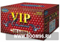 Батарея салюта VIP салют  - Магазин фейерверков и салютов BOOM96.RU с бесплатной круглосуточной доставкой в Екатеринбурге!
