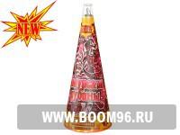 Фонтан Амурские рубины 7 - Магазин фейерверков и салютов BOOM96.RU с бесплатной круглосуточной доставкой в Екатеринбурге!