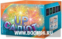 Батарея салюта Апсалют (Upсалют)  - Магазин фейерверков и салютов BOOM96.RU с бесплатной круглосуточной доставкой в Екатеринбурге!