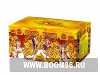 Батарея салюта От всей души - Магазин фейерверков и салютов BOOM96.RU с бесплатной круглосуточной доставкой в Екатеринбурге!