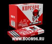 Петарды Корсар -4 - Магазин фейерверков и салютов BOOM96.RU с бесплатной круглосуточной доставкой в Екатеринбурге!