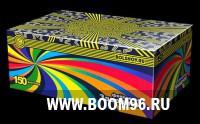 Батарея салюта Заводной - Магазин фейерверков и салютов BOOM96.RU с бесплатной круглосуточной доставкой в Екатеринбурге!