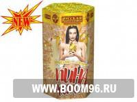 Батарея салюта Пина колада (7 залпов и фонтан) - Магазин фейерверков и салютов BOOM96.RU с бесплатной круглосуточной доставкой в Екатеринбурге!